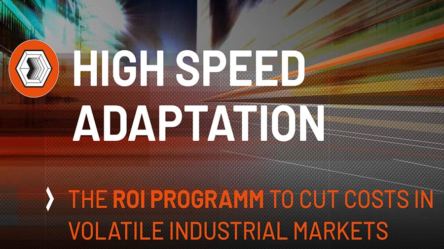 High speed adaptation – reducing costs in record-breaking time