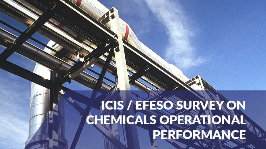 How well is the chemical industry succeeding in its operational performance programmes?