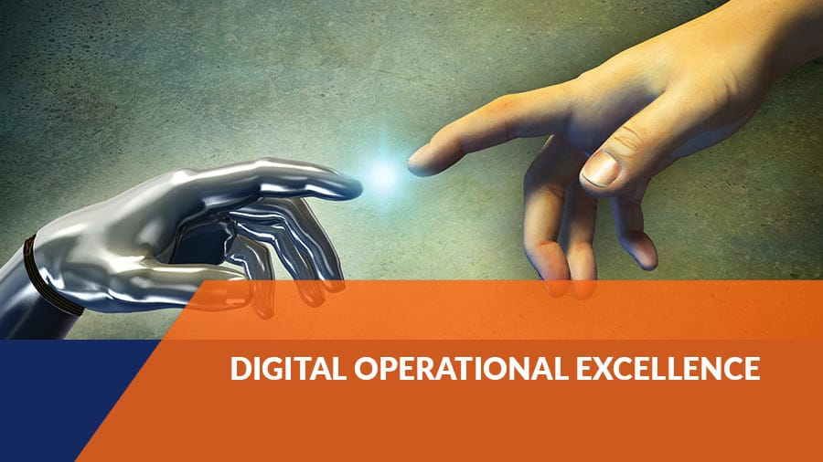 EFESO invites you to the workshop 'digital operational excellence, practical solutions and experiences'
