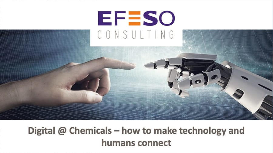 ManuChem webinar - Combining Digital and Human aspects to boost performance