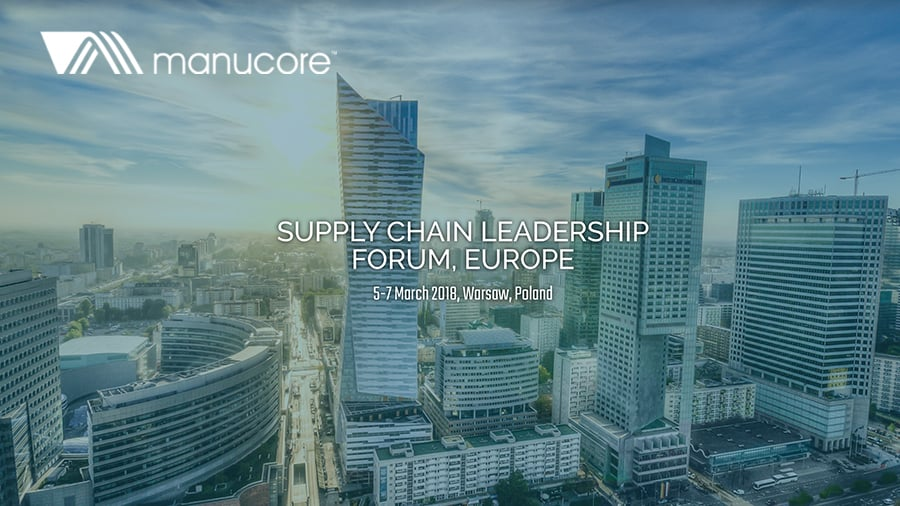 EFESO Consulting and the European Supply Chain Leadership Forum in Poland