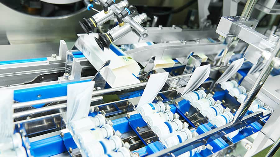 Reduce the overall lead time for an Active Pharmaceutical Ingredient