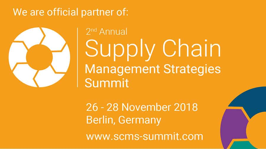 EFESO at 2ndAnnual European Supply Chain Management Strategies summit 2018