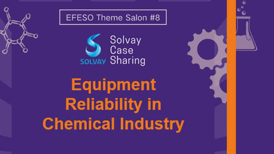 Equipment reliability in the chemicals industry – June 28, Shanghai