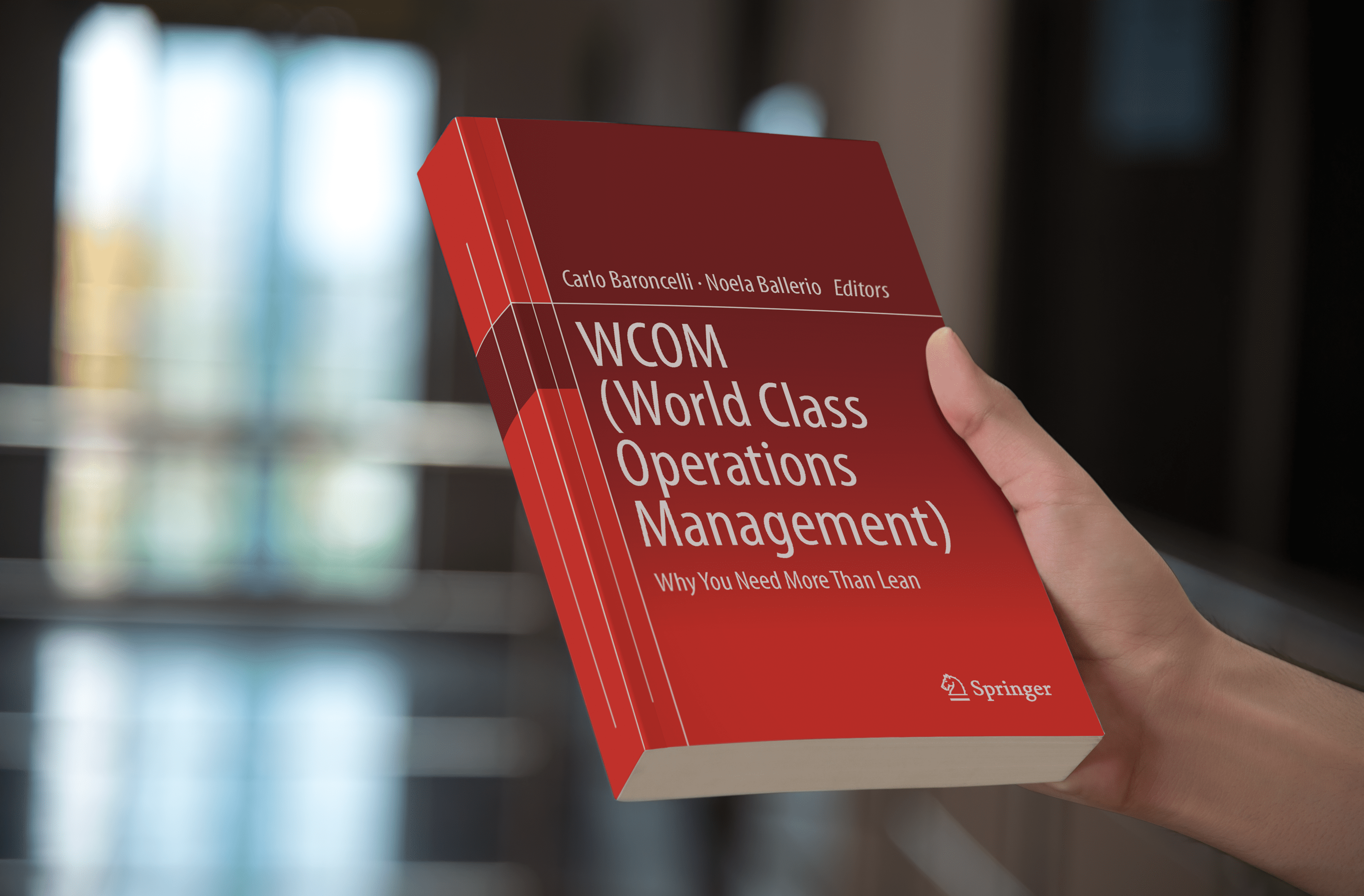 WCOM BOOK LAUNCH