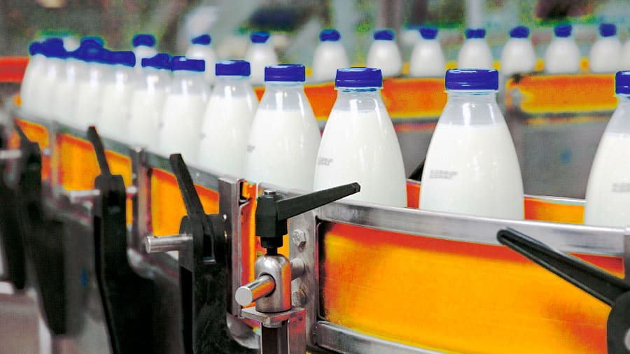 Complexity optimization in the dairy industry