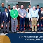Visteon India plant becomes a proud recipient of Shingo Silver Medallion